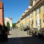 schwedisches Soldatenwohnheim