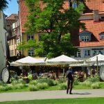 Idylle mitten in Riga